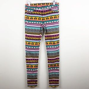 H&M Divided Multicolor Skinny Jeans